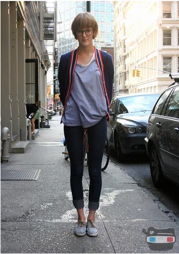 Fran, photo courtesy of Streetpeeper